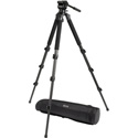 Safari Tripod R1100 Ultra Light HDV Carbon Fiber Tripod System