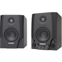 Samson Studio GT Active Studio Monitors pair w/ USB Audio Interface