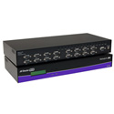 Smart AVI AV08X08AS  8x8 UXGA/Component & Stereo Audio Matrix Router