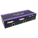 Smart AVI DVX-2US Dual DVI-D and USB over CAT6 STP Extender