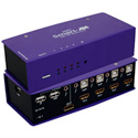 Smart AVI HKM-04S  HDMI/USB/Audio 4x1 KVM Switch