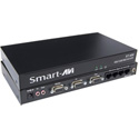 Smart AVI XT-TX400S UXGA/Audio/IR/RS232 Multi-Point CAT5 Extender 4 ports Tx