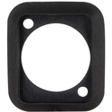 Neutrik SCDP-0 Sealing Gasket for D-size Connectors - Black
