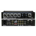 Shure 1/2 Rack Space Stereo Mixer