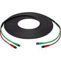HD/SDI Dual BNC 3D Camera Snake Cable - 25 Foot