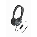 Sennheiser HD 218i On-ear - Closed-back Headphones with Dynamic Bass Microphone