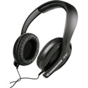 Sennheiser HD202-II Semi-circumaural Closed Headphone with Detachable ear Cups
