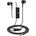 Sennheiser MM 30i Ear-canal Sound-isolating Headphones with Microphone and Smart Remote for Apple Products