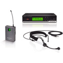Sennheiser XSW 52 Bodypack & Headmic Wireless Mic System CH-B