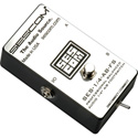 Sescom SES-1/4-AB-FS Balanced Audio 1/4 Inch A/B Passive Foot Switch