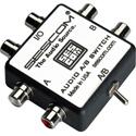 Sescom SES-AUDIO-AB Audio A/B Switch RCA Stereo Audio MP3 iPod FLAC WMA