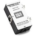 Sescom SES-XLR-AB Balanced Audio Pro Grade XLR A/B Passive Switch