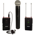Shure FP125 Lavalier/SM58 Handheld Combo Wireless Mic System - 470-494MHz