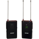 Shure FP15 Bodypack Wireless Mic System - 470-494MHz - (Mic Not Included)