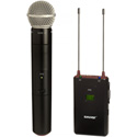 Shure FP25 SM58 Handheld Wireless Mic System - 470-494MHz