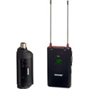 Shure FP35 Plug-On Transmitter Wireless Mic System - 470-494MHz