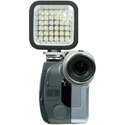 Sima SL-20LX Camera Mount LED Light With Rechargable Battery Pack