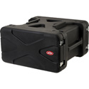 SKB 6 RU Roto Shockmount Rack Case