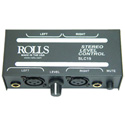 Rolls SLC19 Stereo Level Control
