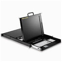 17 Inch 1RU Rackmount LCD and Keyboard