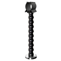 Stage Ninja MAG-9-MB Maglite/Flashlite stand with gooseneck on industrial magnet
