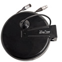 Stage Ninja XLR-60-D 60 ft Retractable XLR Cable Reel w/Neutrik