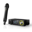 Sony DWZ-M50 2.4GHz Digital Handheld Wireless Vocal Microphone System