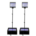 Mirror Image SP-160HB Dual 15 Inch LCD Outdoor Speechprompters Teleprompter
