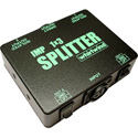 Whirlwind SP1X3 IMP Mic Level Splitter 1x3