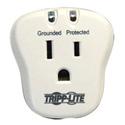 Tripplite SPIKECUBE Single Outlet Direct Plug-In Surge Suppressor