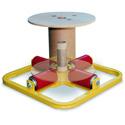 SpoolMaster CS-48HD Cable Reel Turntable 6000 Lb. Capacity