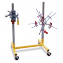 Spoolmaster SMP-WMC-16 Cable & Wire Measurement Coiling Stand
