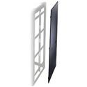 Pair of Side Panels Fits MRK-4436- Black Finish