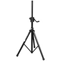 On Stage Stands SS8800BPlus Power Crank Up Speaker Stand