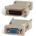 Startech DVIVGAMF DVI-I Dual Male to VGA Female Display Adapter