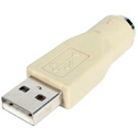 Startech GC46MF PS/2 Mouse to USB Adapter - F/M
