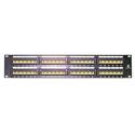 StarTech PANEL4548 48-port CAT5e 45 Degree Patch Panel