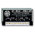 RDL ST-RX2 Audio Routing Switcher - 1x2