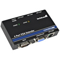 StarTech ST1214T 4 Port VGA Video Extender over Cat 5