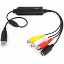 StarTech SVID2USB23 USB S-Video & Composite Audio Video Capture Cable w/ TWAIN Support