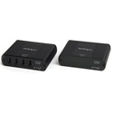 StarTech USB2004EXT2 4 Port USB 2.0 Extender over Cat5 or Cat6 - Up to 330 Ft.