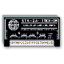 RDL STA-2A Dual High Gain Line Amplifiers