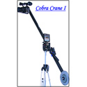 SteadyTracker CobraCrane I Five Foot Jib Arm for 6.5 Pound Cameras