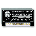RDL STM-DA3 Microphone Level Distribution Amplifier - 1x3