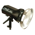 Smith-Victor FLC300 320 Watt/Second AC Monolight w/ Variable Power 100-Watt Quar