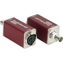 Switchcraft 366R AudioStix AES-EBU Adapter (110-75 Ohm) Female XLR to BNC