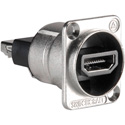 Switchcraft EHHDMI2 EH Series HDMI Feedthru - Nickel Finish