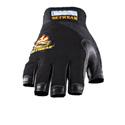 SetWear SWF-05-010 Leather Fingerless Glove - Size L