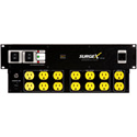 SurgeX SX2120 Surge Eliminator & Power Conditioner 20As at 120 Volts