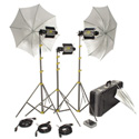 Lowel Trans Kit 3-Light Omni Light Kit